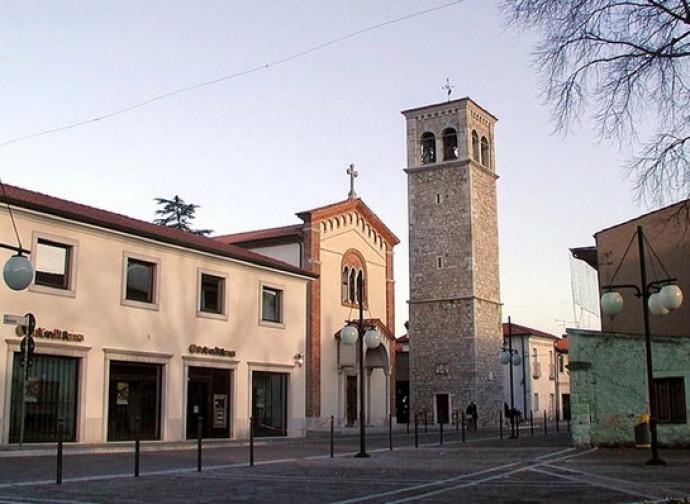 Chiesa santi Pietro e Paolo, Staranzano