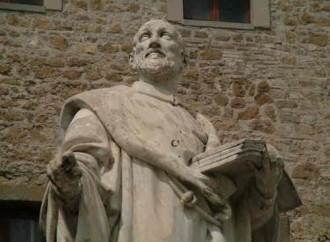 """Palestrina e la statua al """"principe della musica"""" caro ai Papi"""