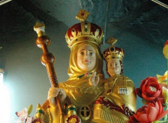 Nel Madhya Pradesh è stata incendiata una statua di Maria
