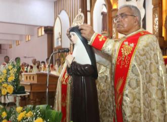 Una comunità in festa per la nuova santa Mariam Thresia