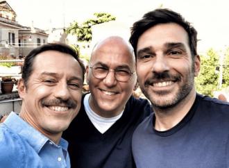 """Stefano Accorsi: """"Famiglia è dove c'è amore"""""""