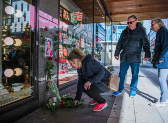 Stoccolma, memoria per le vittime dell'attentato del 2017