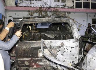 Kabul, un attentato sventato segna la fine del ponte aereo