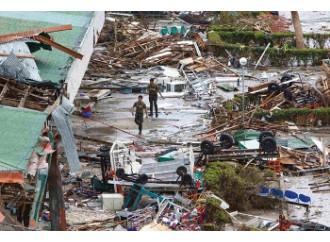 Un ciclone catastrofico, ma non c'entra il Global Warming