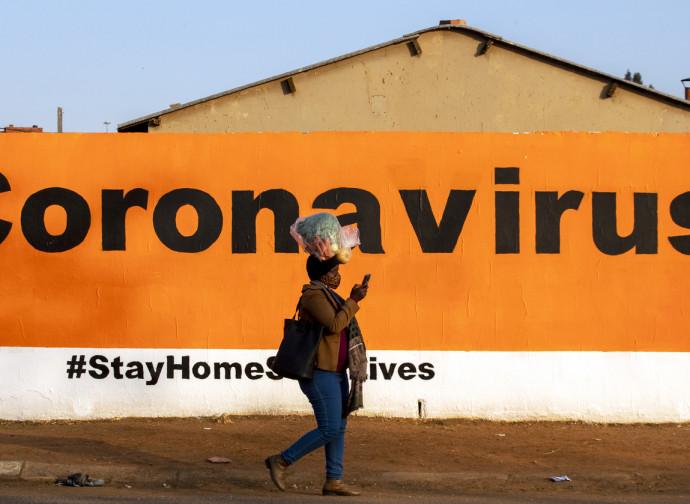 Coronavirus in Sud Africa