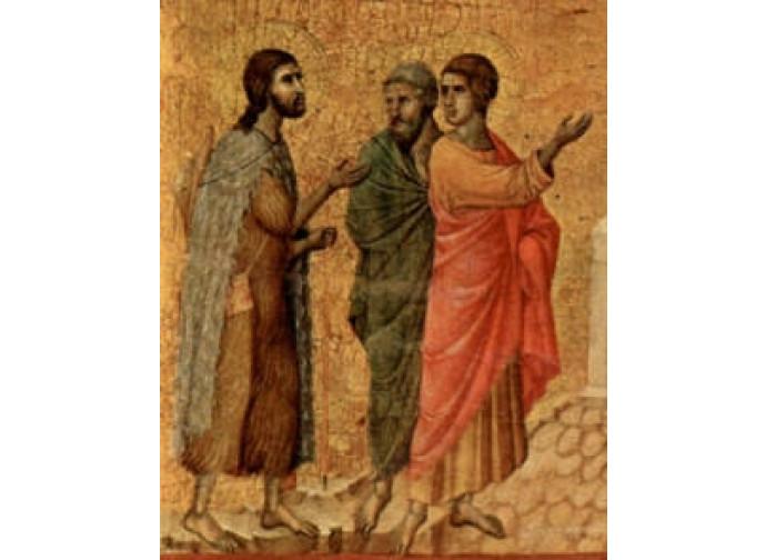 Sulla via di Emmaus