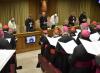 Al via il summit sugli abusi, il Papa: «Ci vuole concretezza»