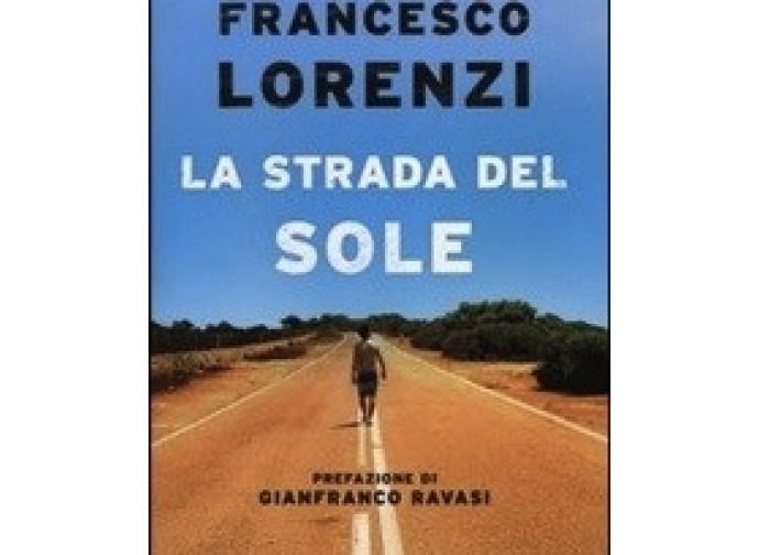 L copertina del libro di Francesco Lorenzi, leader dei The Sun