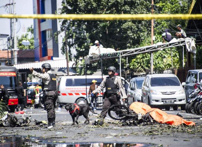 L'attentato a Surabaya