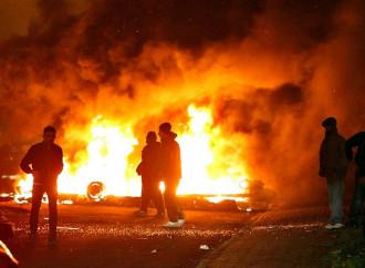 La mafia islamica tiene in ostaggio le città svedesi