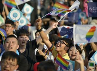 "Taiwan, referendum sulle ""nozze"" gay"