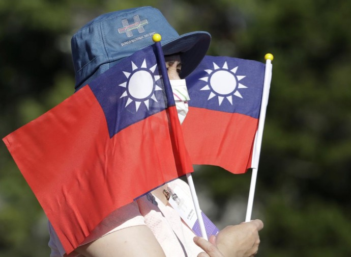 Taiwan, la festa nazionale del 10 ottobre
