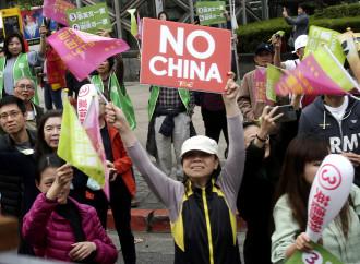 Taiwan al voto, per decidere il destino della piccola Cina