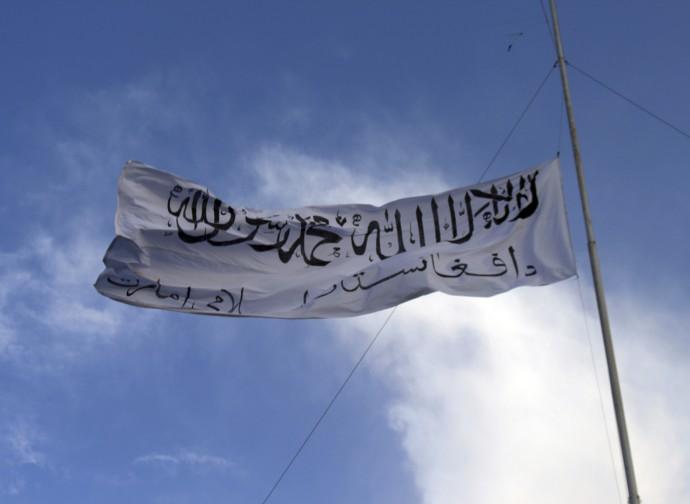 Bandiera dei talebani