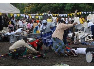 La passione tra Nigeria e Tanzania
