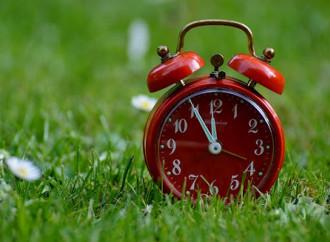 Tempo del creato, tempo di panteismo