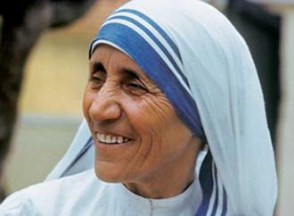 Madre Teresa, la luce passando per la notte oscura