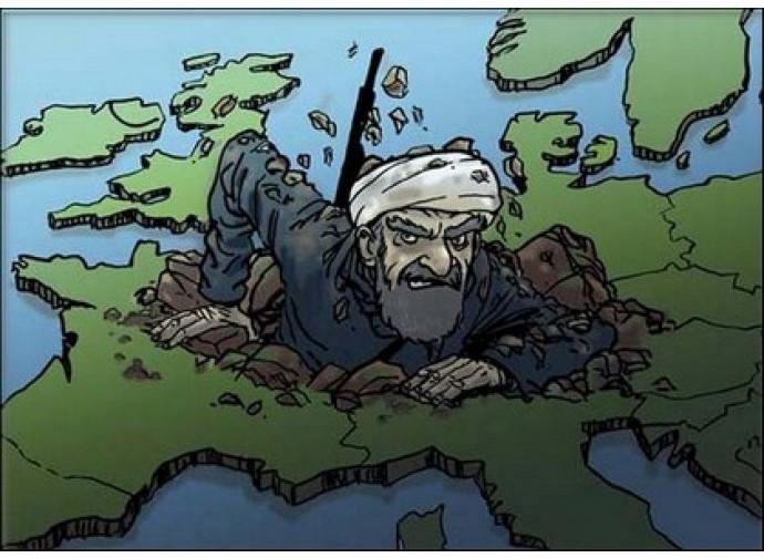 Terrorismo islamico in Europa