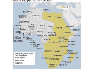 Tfta, la più grande area di libero scambio dell'Africa