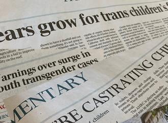 Giovani trans: la scienza ammette di non avere spiegazioni
