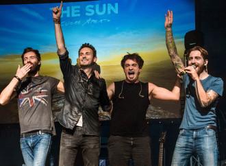 The Sun, rock che punta al Cielo. Dritto, ma all'inverso