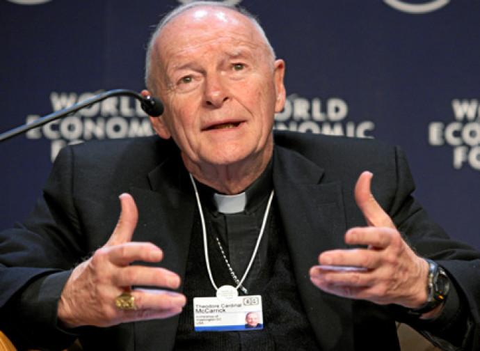 Il cardinal McCarrick