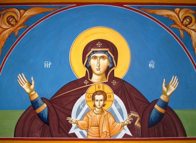 Theotokos, Madre di Dio