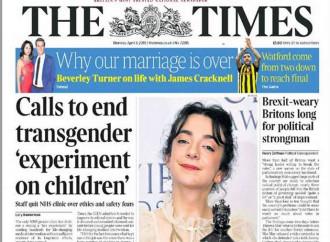 Bambini, trans per forza: il caso inglese insegna