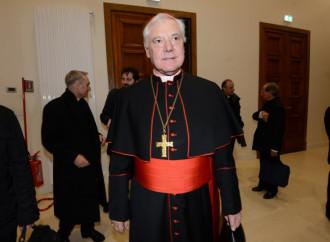 Muller: «Solo la Chiesa può dare speranza alla società»