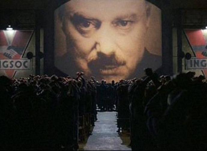 """1984 di Orwell, sintesi del totalitarismo """"perfetto"""""""