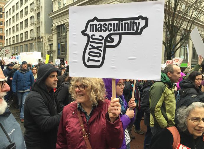 """Mascolinità """"tossica"""""""