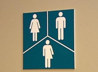 Bagni all gender al Politecnico di Sidney