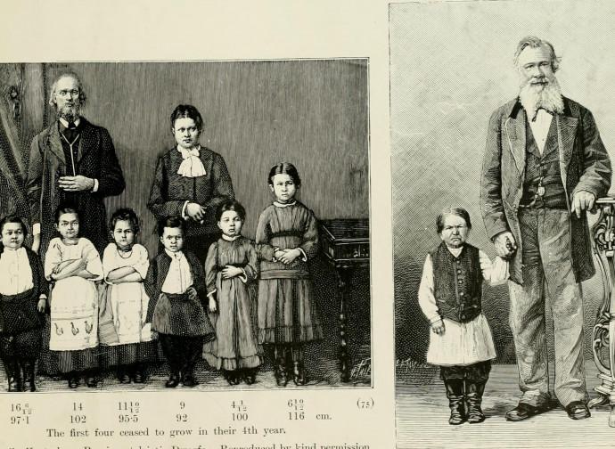 """""""Il tesoro dell'ereditarietà umana"""", studio di eugenetica del 1909"""