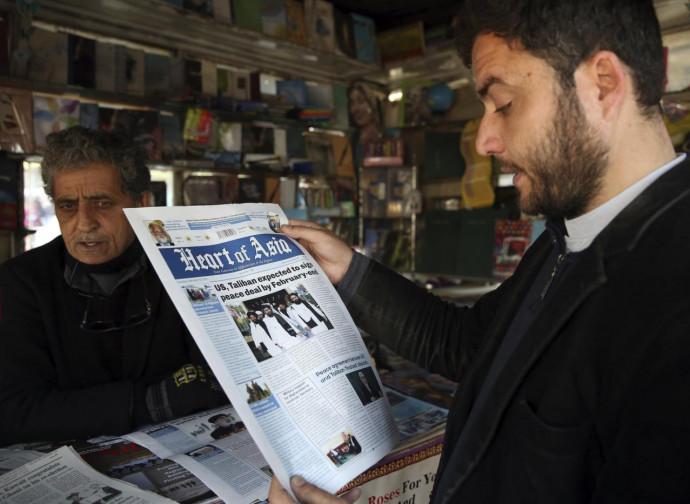 Kabul, la notizia della tregua
