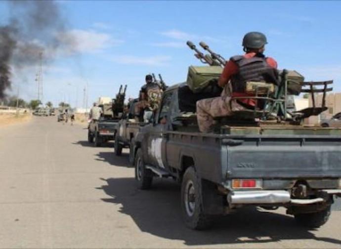 Milizie del GNA riconquistano l'aeroporto di Tripoli