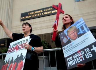 Aiuti per i perseguitati: Trump cambia rotta