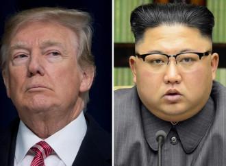 Trump prova il colpo gobbo in Corea