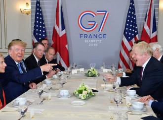 G7, la strada difficile per il nuovo blocco anglosassone