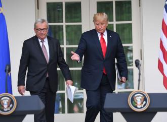 Trump mira al libero scambio. L'Ue... un po' meno