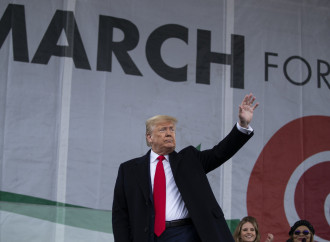 "Trump alla March for Life: ""Ogni bambino è un dono di Dio"""