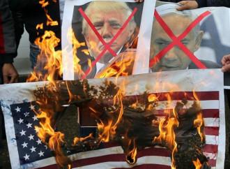 Ambasciata Usa a Gerusalemme: il sasso nello stagno