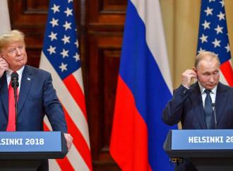 Trump e Putin a Helsinki