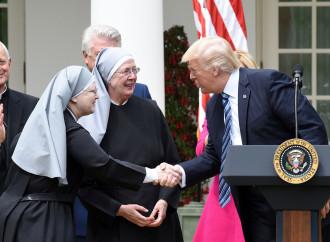 Usa, una vittoria pro-life resa possibile da Trump