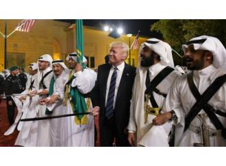Tutti contro il Qatar, Sauditi guidano la coalizione