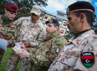 L'Italia punta all'Africa con nuove missioni di pace