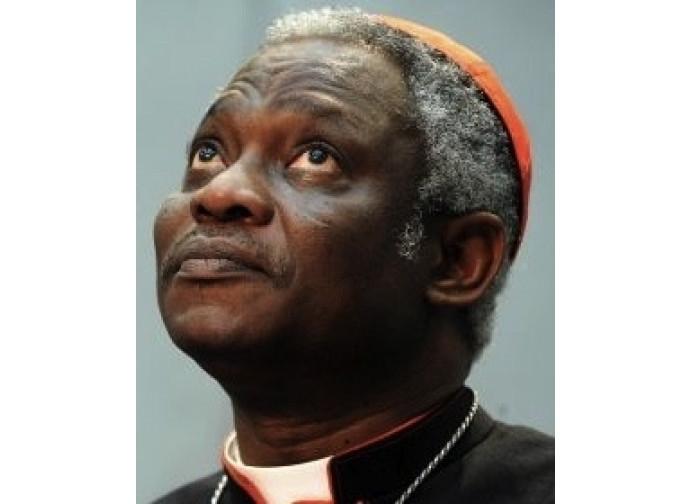 Il cardinale Peter Turkson