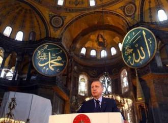La basilica di Santa Sofia diventerà una moschea?