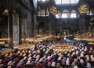 L'Unesco interpella la Turchia in merito a Santa Sofia e Chora