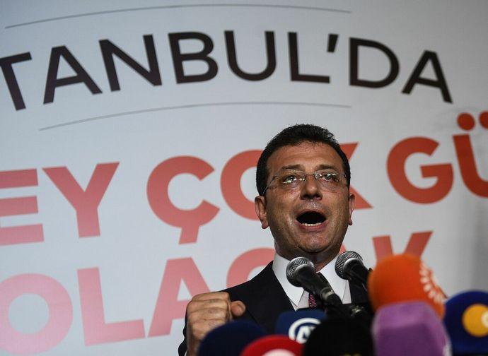 Ekrem Imamoglu, nuovo sindaco di Istanbul