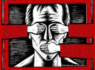 Umbria, protocollo regionale contro la libertà d'espressione